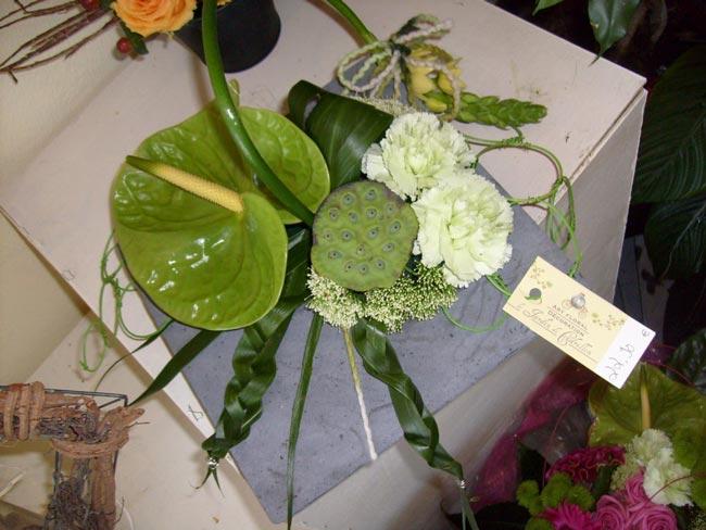 les formations art floral d coration boutique de